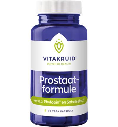 Vitakruid Prostaatformule (60vc)