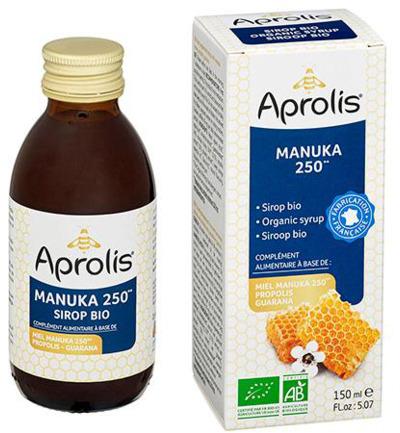 Aprolis Siroop Manuka Propolis Guarana (150ml)