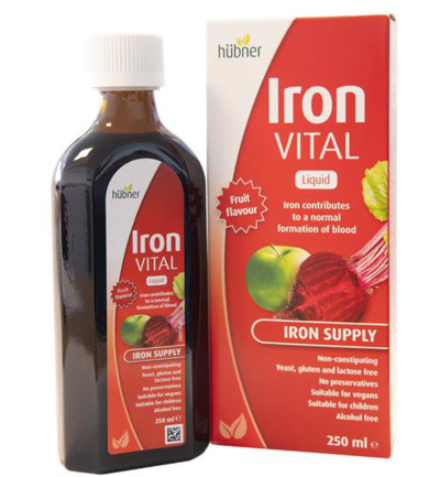 Hubner Iron Vital (250ml)
