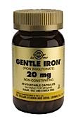 Solgar Gentle Iron Vc (90 Vega Caps)