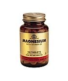 Solgar Magnesium With B-6 (250 Tabl)