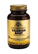 Solgar Valerian Root Vc (100 Vega Caps)