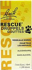 Bach Rescue Pets Voor Alle Dieren 10ml