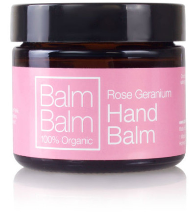 Balm Balm Rose Geranium Organic Hand Balm (60ml)