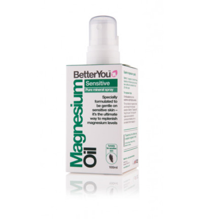 Betteryou Magnesium Oil Sensitive Spray (100ml)