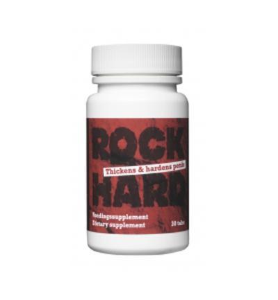 Cobeco Pharma Potentiepillen - Rock Hard (30tabletten)