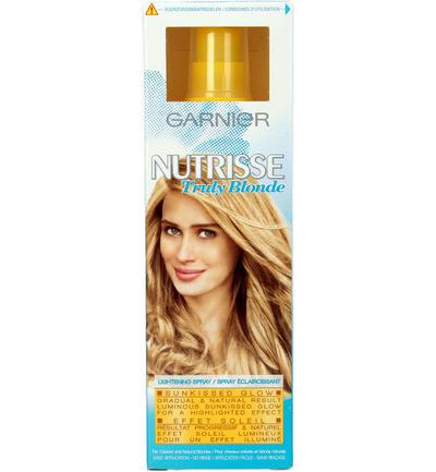 Garnier Nutrisse Truly Blond Spray (125ml)