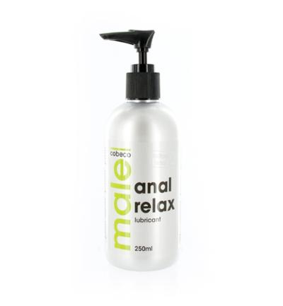 Male Male - Anal Relax Lubricant (250ml) (250ml)