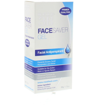 Neat Face Safer Tube Uad (50g)