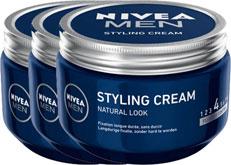 Nivea Men Gel Creme Voordeelverpakking 3x150ml