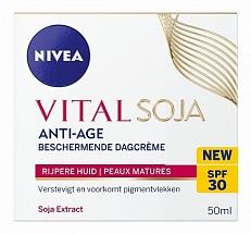 Nivea Vital Dagcreme Soja Anti-Age 50ml