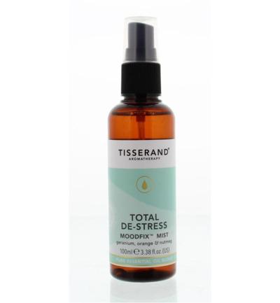 Tisserand Total De-stress Moodfix Mist (100ml)