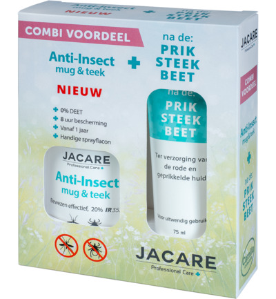 Jacare Duo Pack Anti-insect (1 L)
