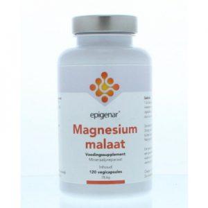 Epigenar Magnesiummalaat (120vc)