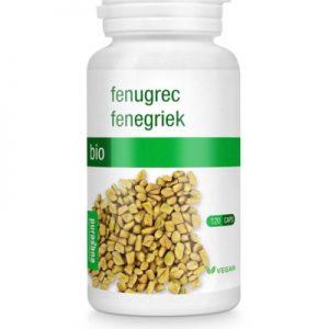 Purasana Fenegriek Vegan Bio (120vc)