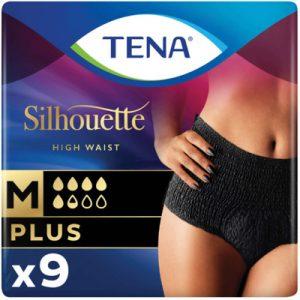 Tena Silhouette Plus High Waist M (9st)