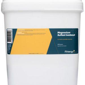 Fittergy Magnesium Sulfaat Badzout (2500g)