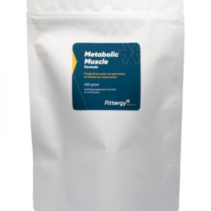 Fittergy Metabolic Muscle Formula (450g)