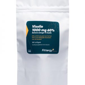 Fittergy Visolie 1000 Mg 60% Pouch (180sft)