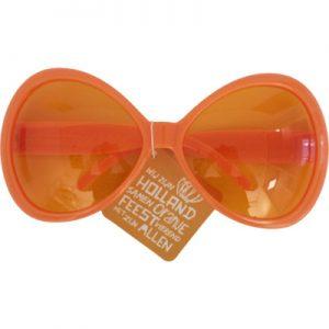 Hup Holland Hup Mega Partybril Oranje (1st)
