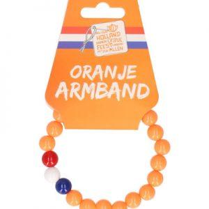 Hup Holland Hup Oranje Armband (1st)