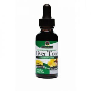 Natures Answer Livertone Lever Tonicum Extract Alcoholvrij (30ml)