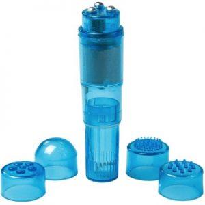 Easytoys Mini Vibe Collection Easytoys Pocket Rocket - Blauw (1st)