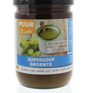 Puur Rineke Super Soep Groente Bio (224g)