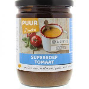 Puur Rineke Super Soep Tomaat Bio (224g)