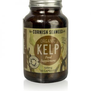 Cornish Seaweed Kelp 520 Mcg Bio (60ca)