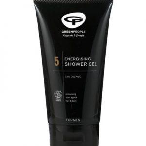 Green People Men Showergel Energizing (150ml)