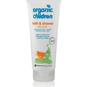 Green People Organic Children Bad & Douche Citrus Crush (200ml)