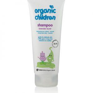Green People Organic Children Shampoo Lavender (200ml)