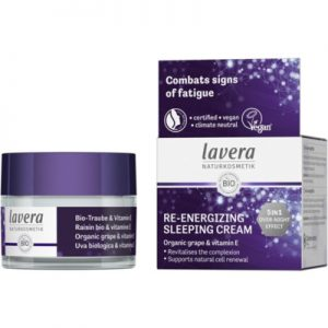 Lavera Sleeping Cream Re-energizing En-it (50ml)