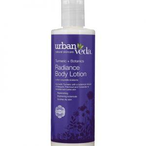 Urban Veda Radiance Body Lotion (250ml)
